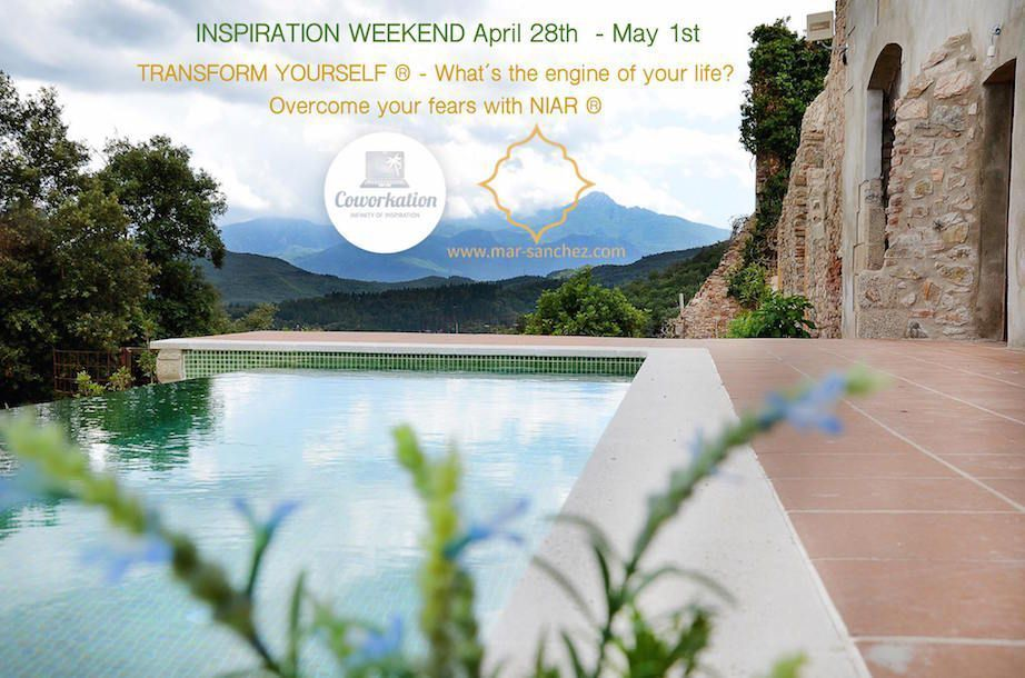 INSPIRATION WEEKEND by Coworkation en el precioso Montseny!