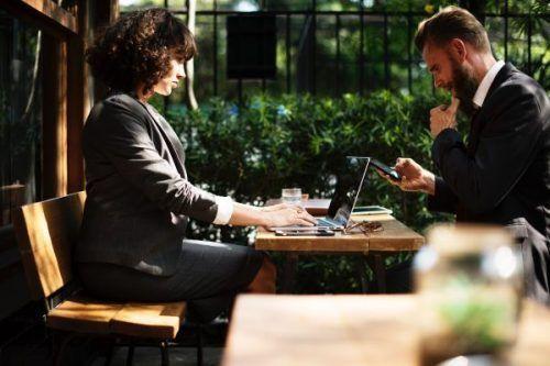 ¿Exitosa en el trabajo pero un desastre en lo personal?
