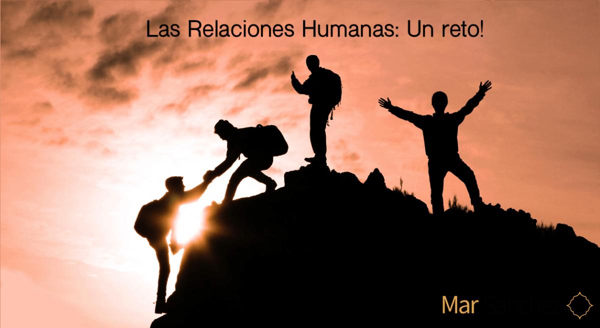 """Charla motivacional en Palma de Mallorca : """" Las Relaciones Humanas: Un reto"""""""
